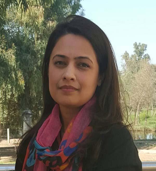 Isma Sana, Australia Awards alumna