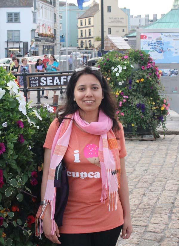 Rabia Zafar, Australia Awards alumna