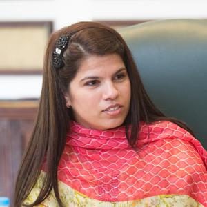 Aqsa Ali, Australia Awards alumna