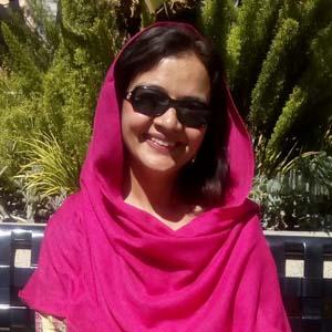 Bushra Rahim, Australia Awards alumna