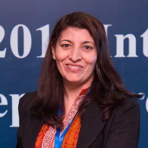 Dilshad Pari, Australia Awards alumna