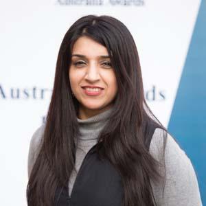 Faiza Rehman Syed, Australia Awards alumna