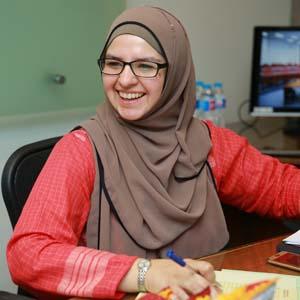 Khuzama Rizwan Khan, Australia Awards alumna