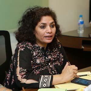 Rehana Shaikh, Australia Awards alumna