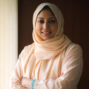Sabeeh Qayyum, Australia Awards alumna
