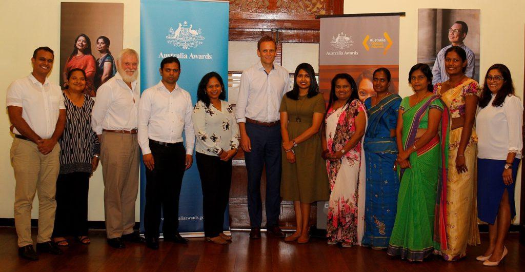 Australia Awards Alumni Grant Sri Lanka