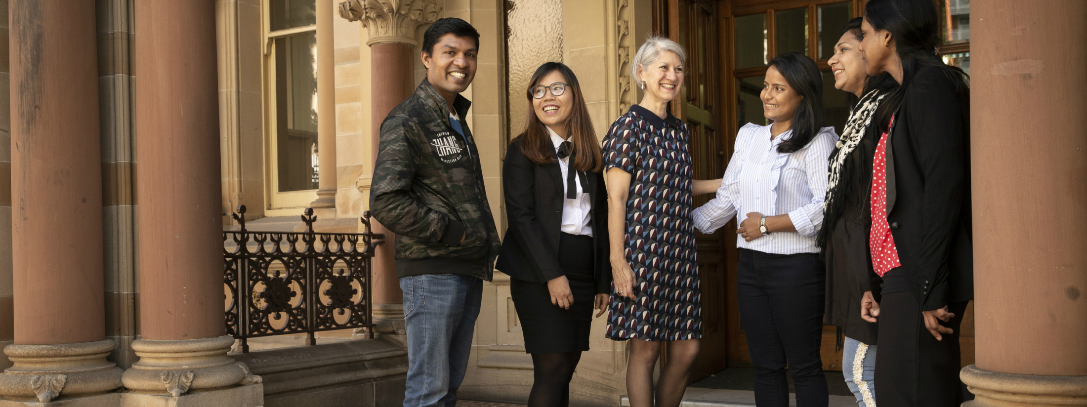 Scholarships - Australia Awards - South and West Asia