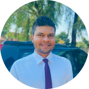 Mohamed Rishan from the Maldives